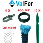 kit valfer GRIGLIA PLAST